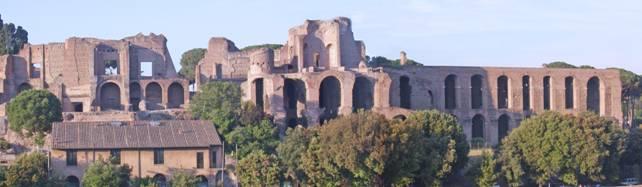 Rome's Palatino